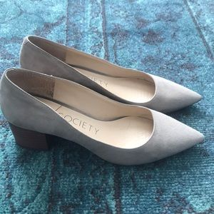 a9f829c09169 Sole Society Shoes - Sole Society Andorra Block Heel Pump